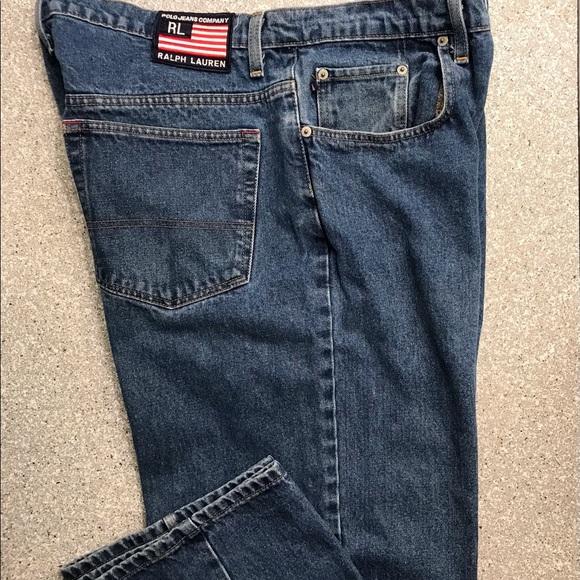 Polo Jeans Co.Ralph Lauren Denim Jeans Men's